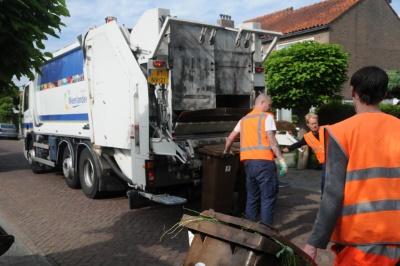 Op nationale feestdagen haalt Meerlanden geen huishoudelijk afval op