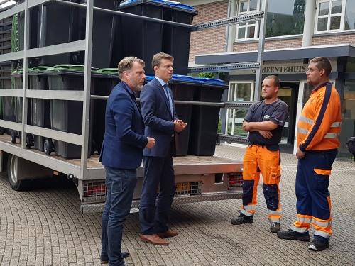 Evert Jan Nieuwenhuis en Hans Baas Meerlanden juni 2016 website