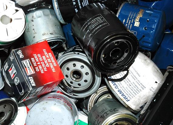 Klein gevaarlijk afval (KGA)