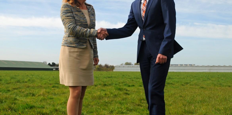 Kierkels en Van den Hoed blij met hernieuwde samenwerking Meerlanden en AM Groep