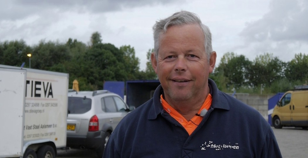 Interview met Richard Ruhe