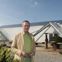 Zonnepanelen op dak Arendshoeve